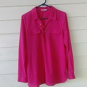 Calvin Klein blouse Women's Size medium